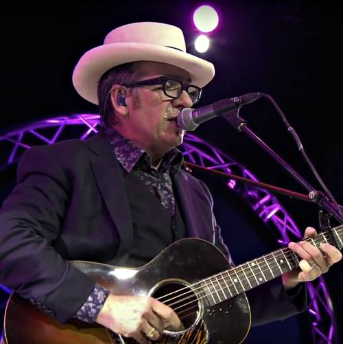 Elvis-Costello-spins-wheel-in-Melbourne