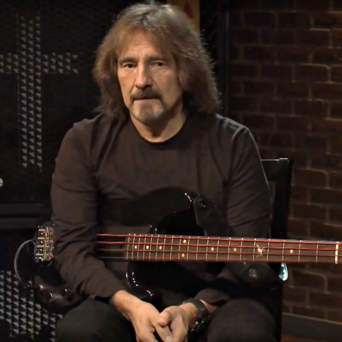 Geezer Butler 'nearly Blinded' When A Black Sabbath Fan Threw A Giant Cross On Stage - Music News