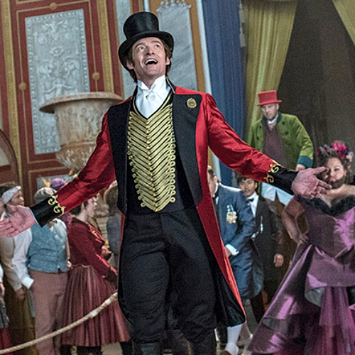 The Greatest Showman Storms Ahead For This Week's Number 1