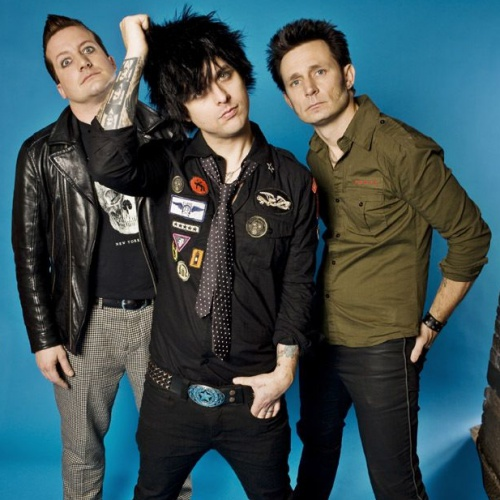 Green Day named MTV Global Icons