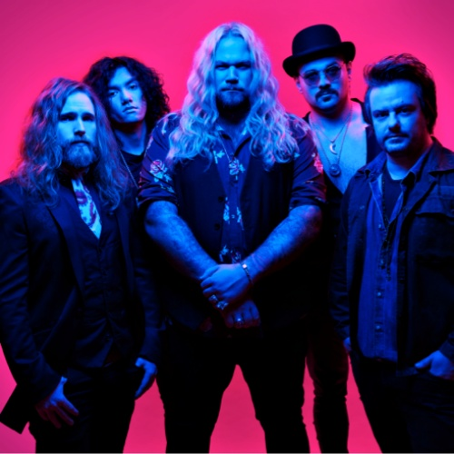 Inglorious Announce Headline Uk Tour - Music News