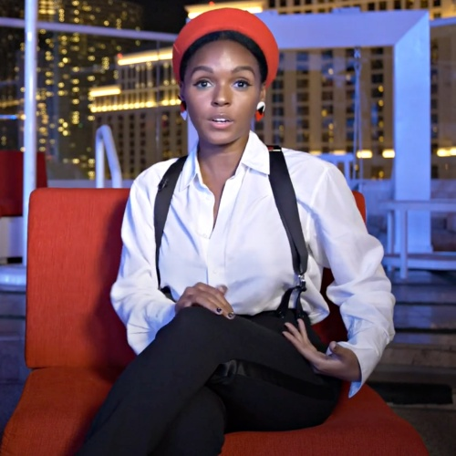 Janelle Monae suffering 'high anxiety' and 'abandonment issues' due to father