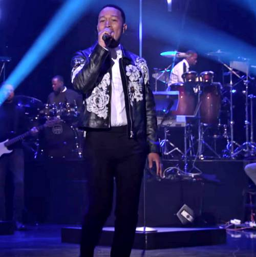 John Legend was treated as an 'outsider' in college because of his race