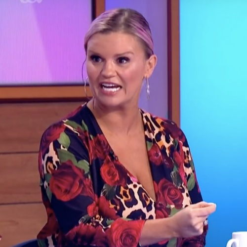 Permalink to Kerry Katona Reveals Who's Getting Her Voice for the Sexiest Man Alive Prize, James McAvoy – Music News