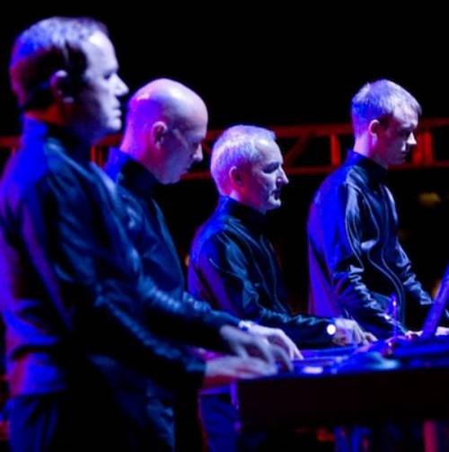Kraftwerk aanounce 3-D UK tour dates