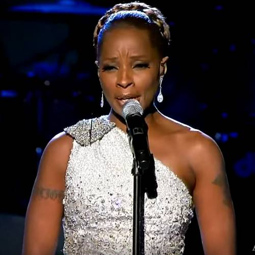 Mary J. Blige slams song leak