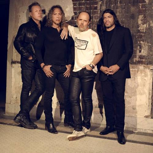 Metallica-showered-with-platinum-and-gold