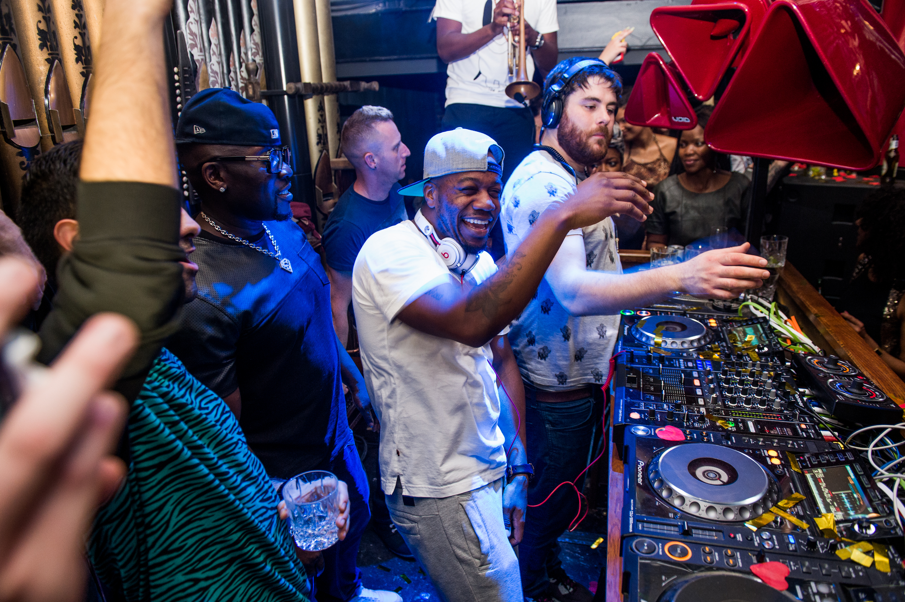Rudimental-secret-club-launch-show