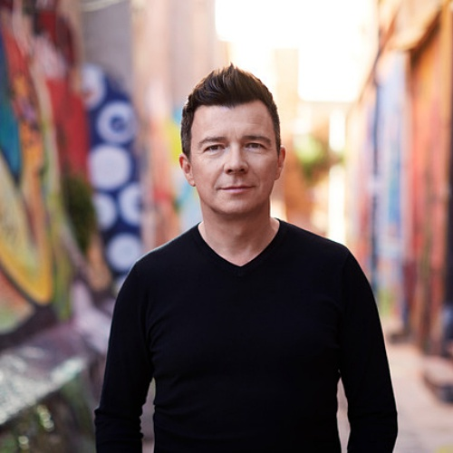 Rick Astley announces Forest Live gigs