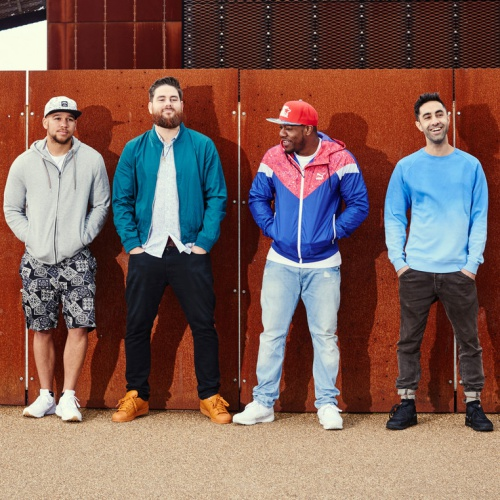 Rudimental-for-the-Goodwood-races