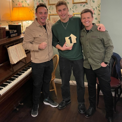 Sam Fender earns second Number 1 album with 'Seventeen Going Under'