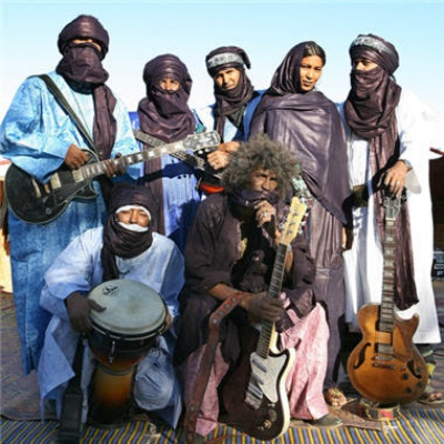 Tinariwen-play-Soundcrash-at-Londons-KOKO