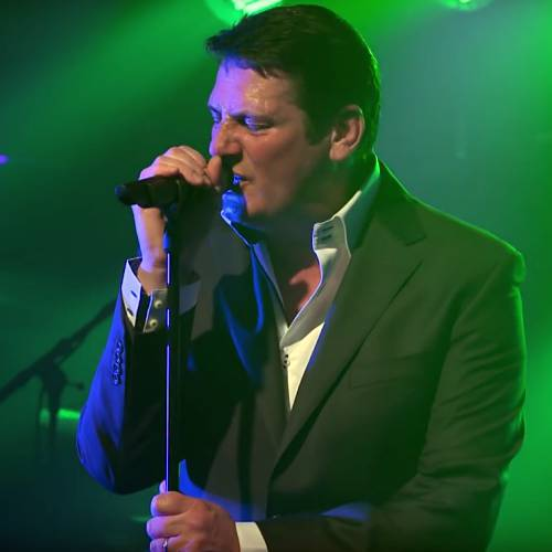 Tony Hadley sends message of support to Help For Italy charity broadcast