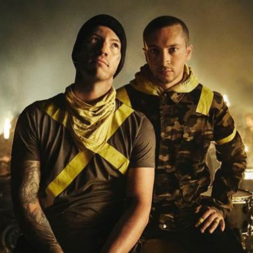 Twenty One Pilots take over the tube