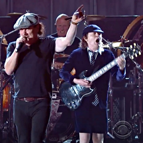 AC/DC confirm break but deny split