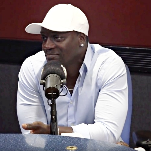 Permalink to Akon has a series of unpublished songs he's recorded with Lady Gaga and hopes to drop – Music News