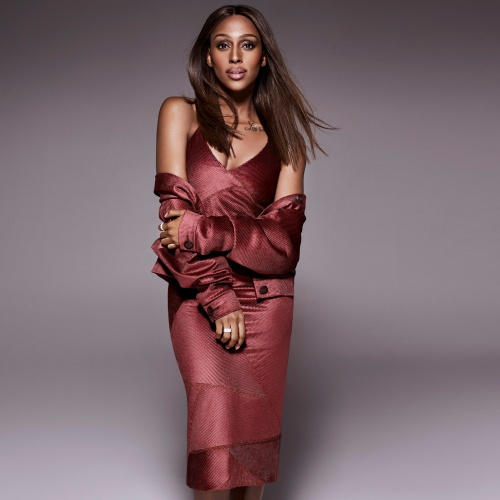 Alexandra Burke is scared of dating