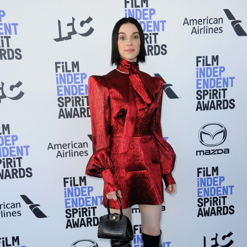St. Vincent: No one's flawless