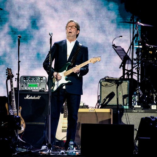 Eric Clapton 'feared he would never play again' after 'disastrous reactions' to COVID jab