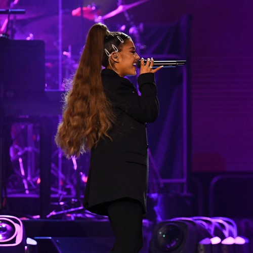 Ariana Grande confirms she's not on Kanye West's Donda track