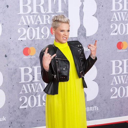 Pink named UK's most-played female artist of the 21st Century – Music News, the vie