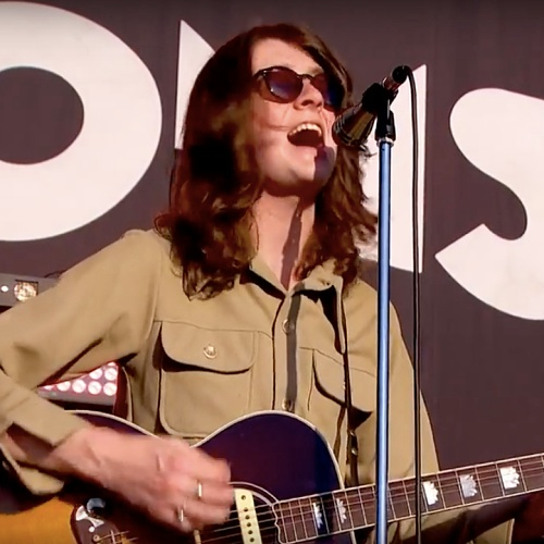 Blossoms album takes top spot