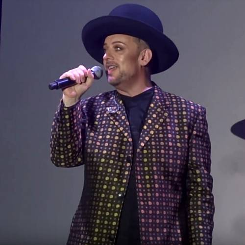 Boy George Claims Sophie Turner Will Play Him In A Biopic - Music News
