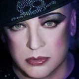 Boy George stocks up for arctic freeze