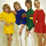 Bucks-Fizz-to-release-Writing-On-The-Wall
