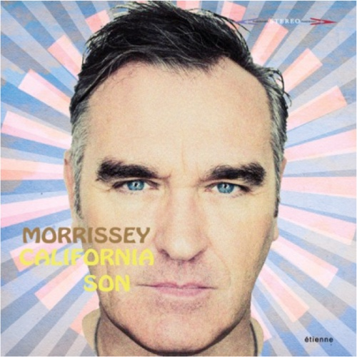 Morrissey Announces New Album 'california Son'