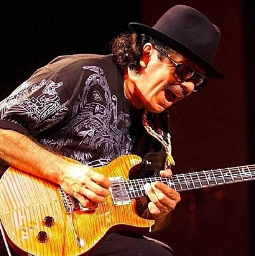 Carlos Santana: 'I want to bring new African music to the mainstream'