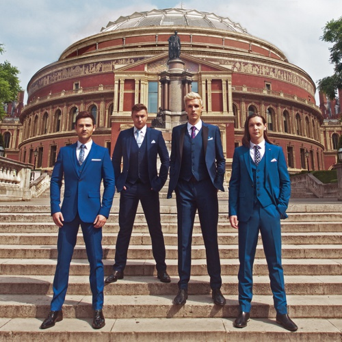 Collabro release presale tickets for biggest ever tour