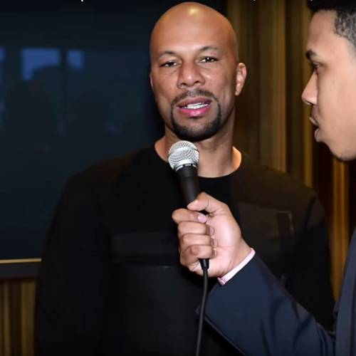Common's New Album Is Inspired By His Own Memoir