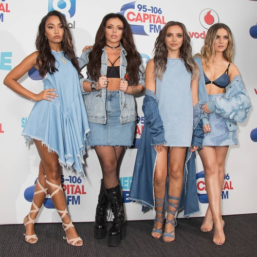 Little Mix keen for a Fifth Harmony collaboration