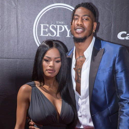 Teyana Taylor and Iman Shumpert have wed