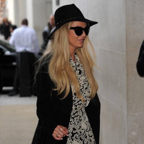 Britney Spears blames herself for concert backflip meltdown