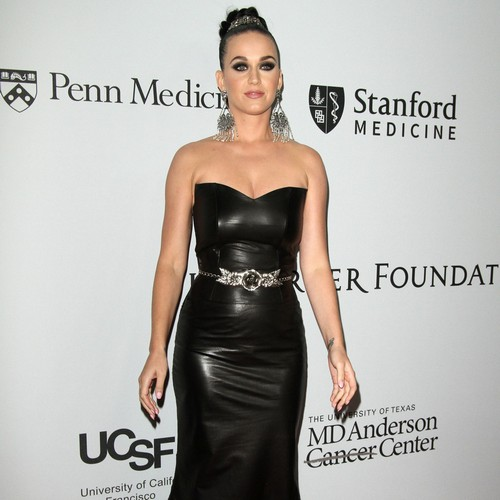 Katy Perry: 'Music heals hearts'