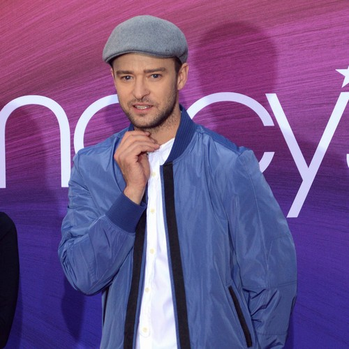 Justin Timberlake jokes about 'super quiet' polling station visit