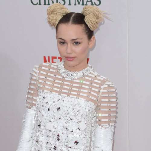 Miley Cyrus sobs about Donald Trump presidential victory