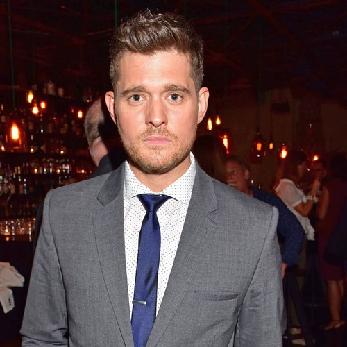 Michael Buble is 'inside a little bubble' as son battles cancer