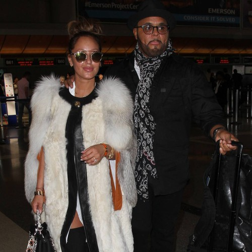 Adrienne Bailon feels 'blessed and grateful' for new husband