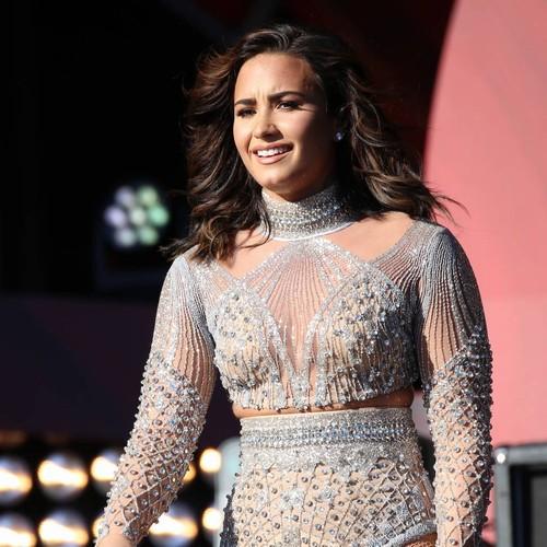 Demi Lovato takes new romance to social media