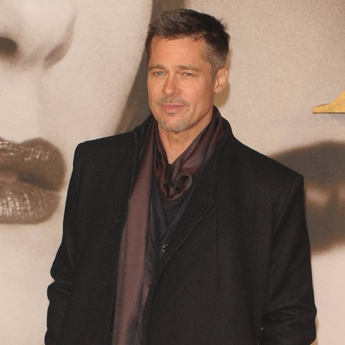 Brad Pitt joined Sting and Chris Cornell at charity concert