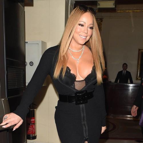 Mariah Carey and Elton John sing at wedding of Russian oligarch's granddaughter - report