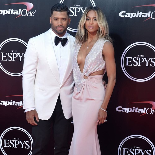 Russell Wilson: 'Ciara makes every day a perfect day'