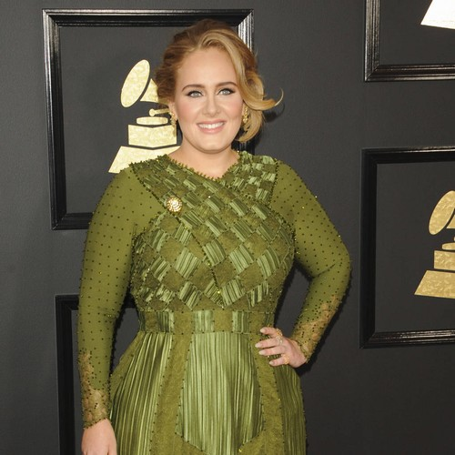 Adele voted music icon of the future