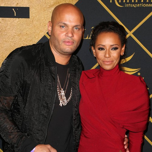 Mel B and Stephen Belafonte attend family therapy session - report