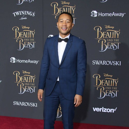 John Legend clarifies stolen