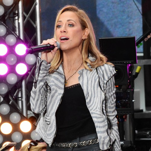 Sheryl Crow promised to spend more time with her boys after making country album