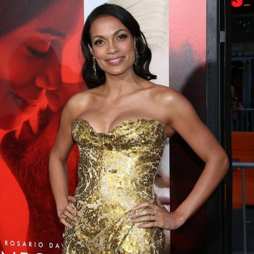 Rosario Dawson's first Prince meeting was most embarrassing of her life